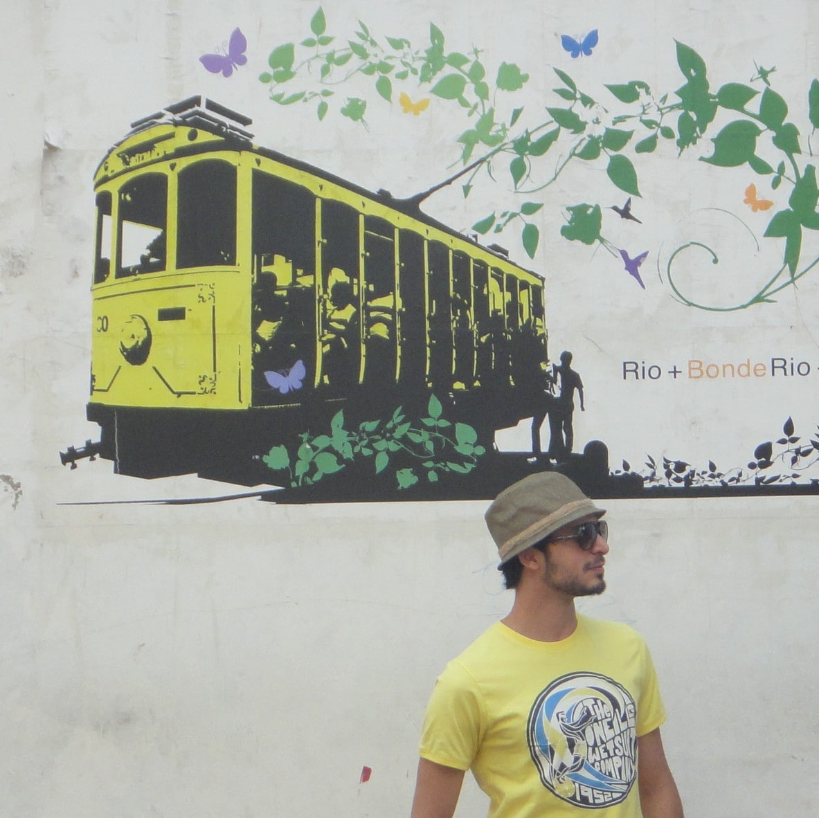 Rob From Beirut, Lebanon