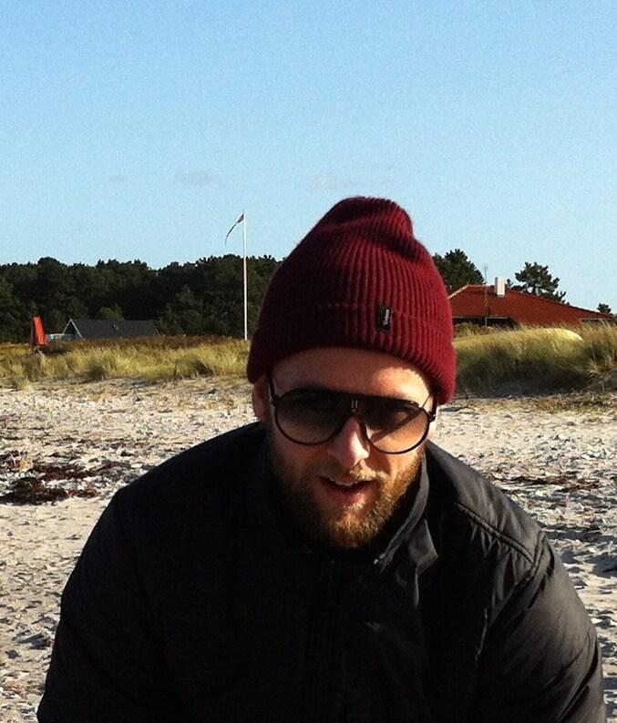Jakob from Copenhagen