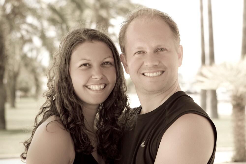 Christelle & Greg