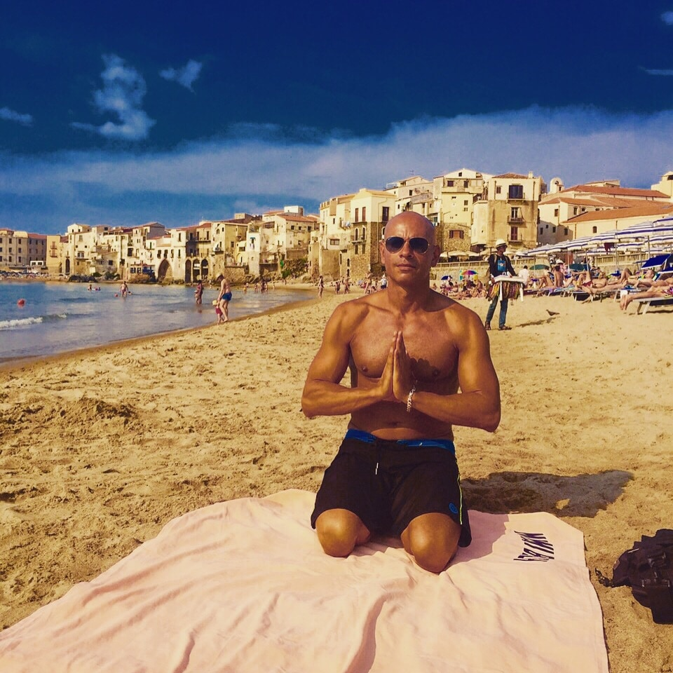 Ciao I'm Francesco Termini from Cefalù, here's my