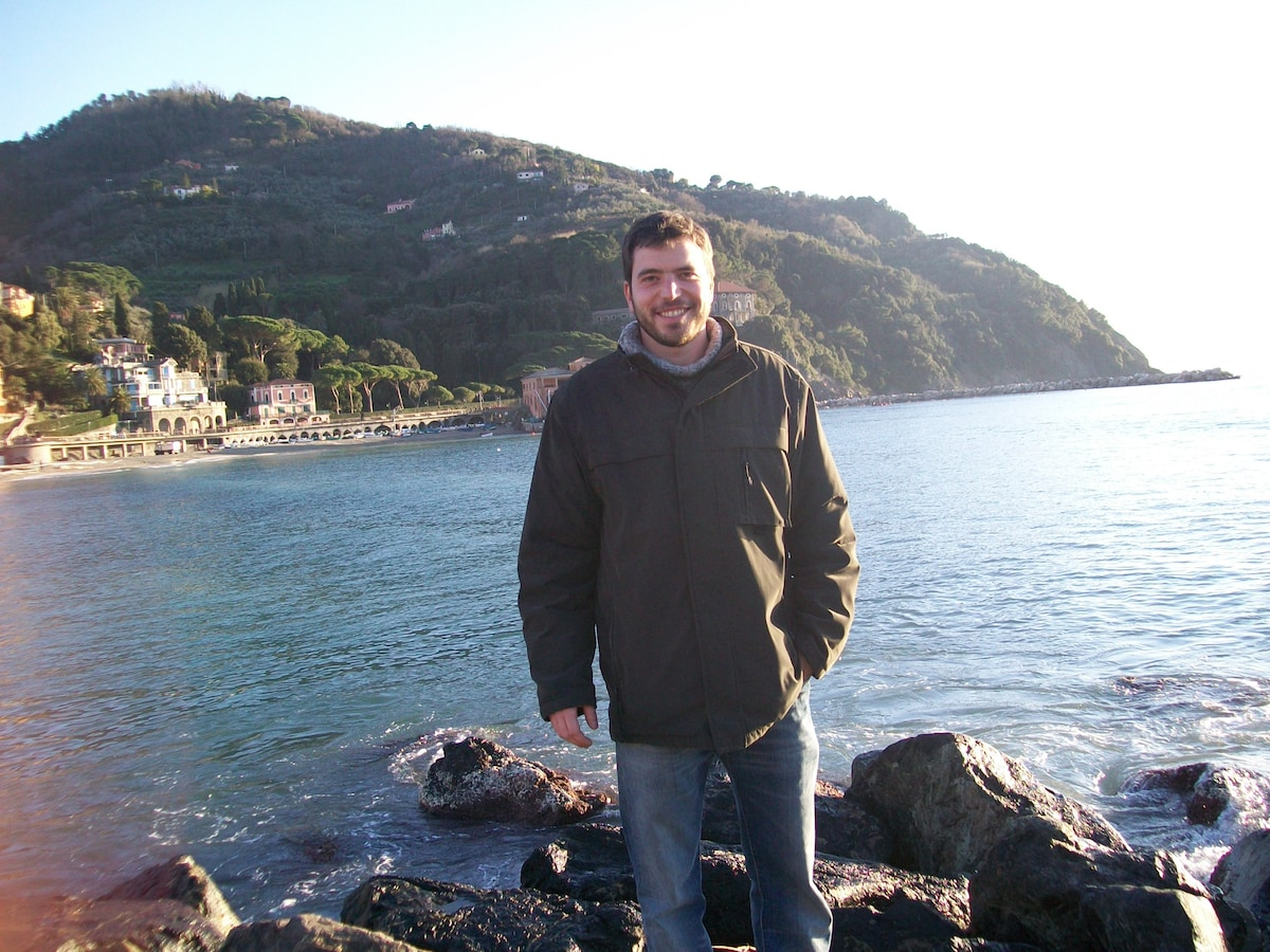 Marco From Levanto, Italy