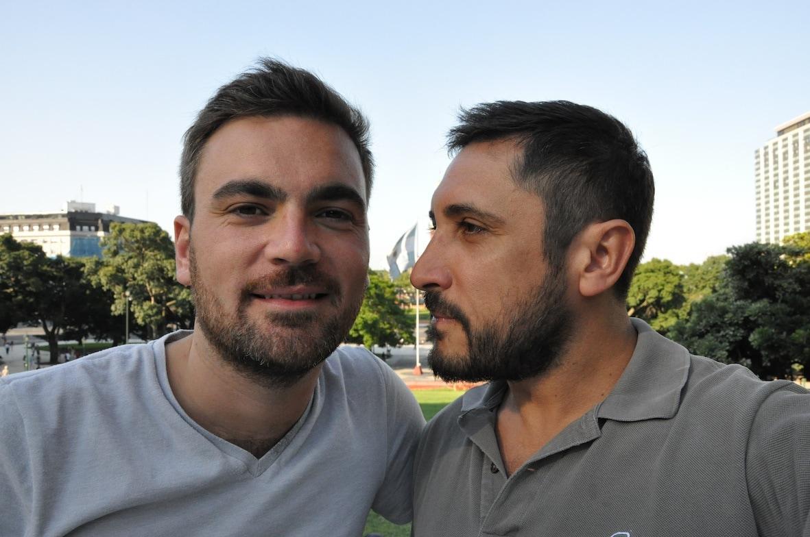 Stefano & Xavier from Nesso