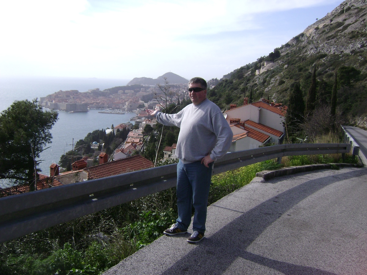 Branimir from Dubrovnik