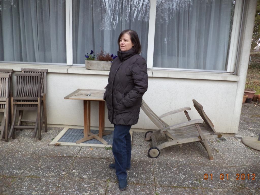 Kathy from Annemasse