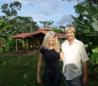 Kathy & Bernie From Costa Rica