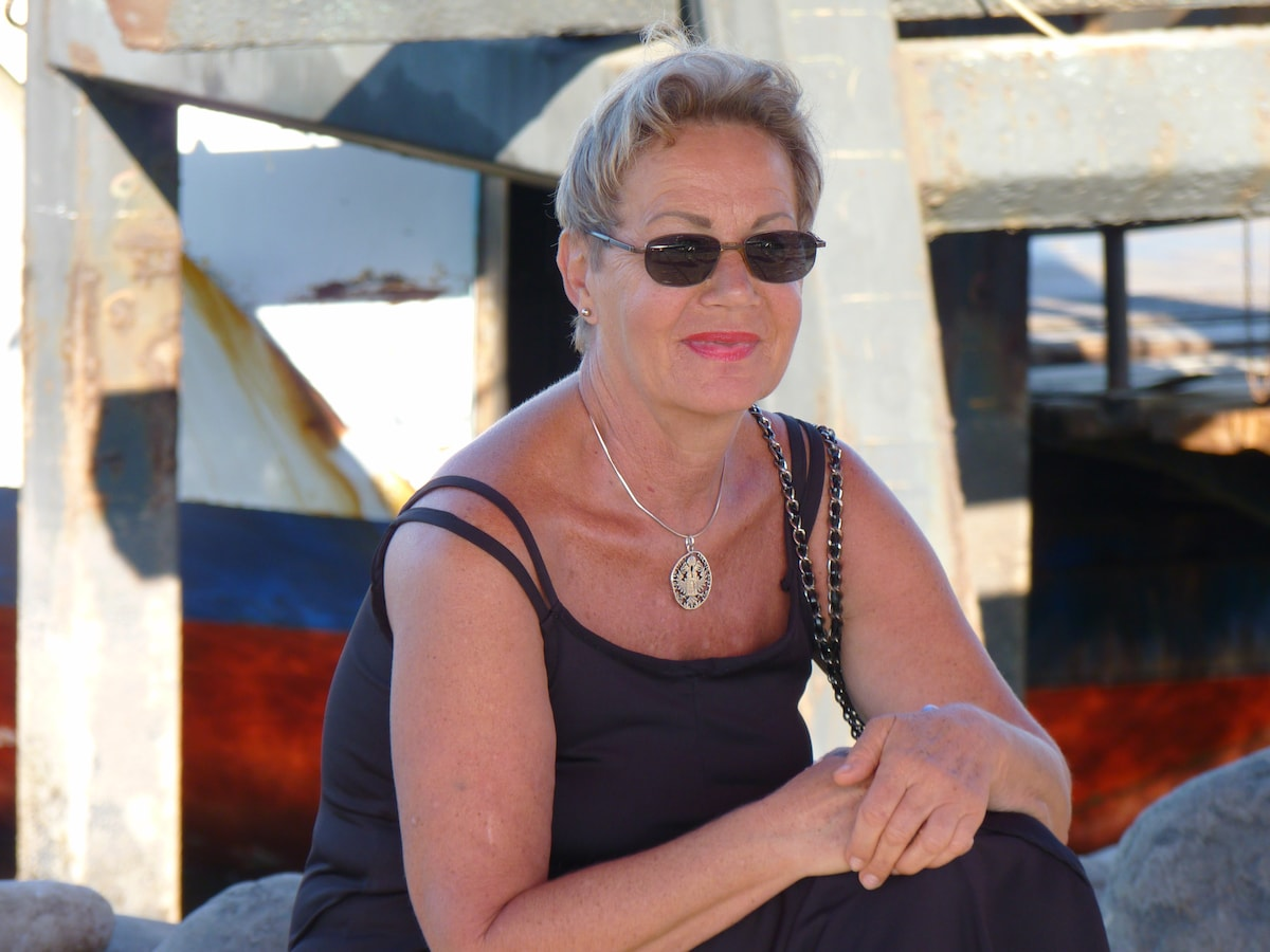 Maria From Puntarenas, Costa Rica