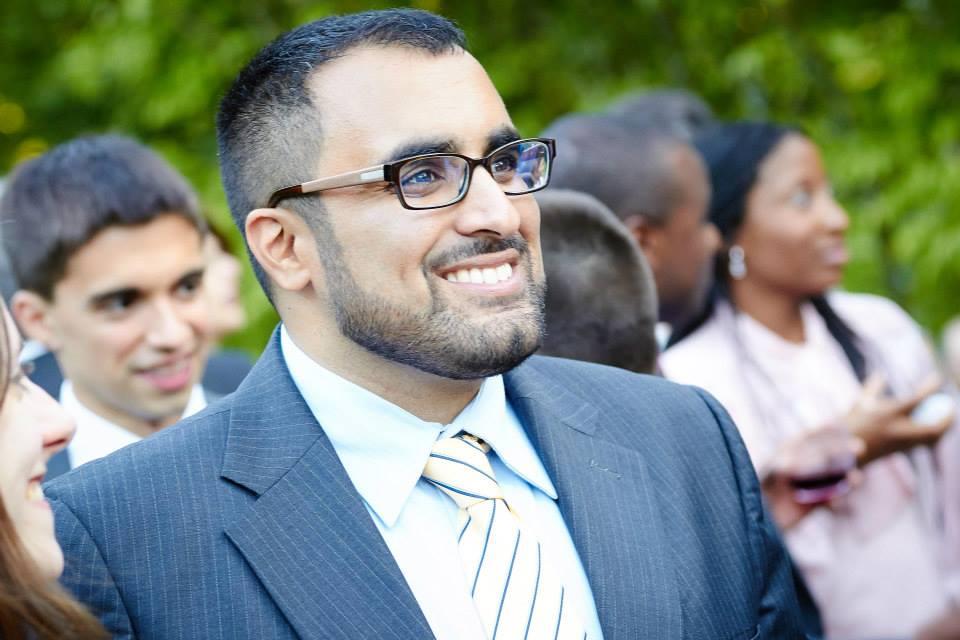 Sachin from Washington
