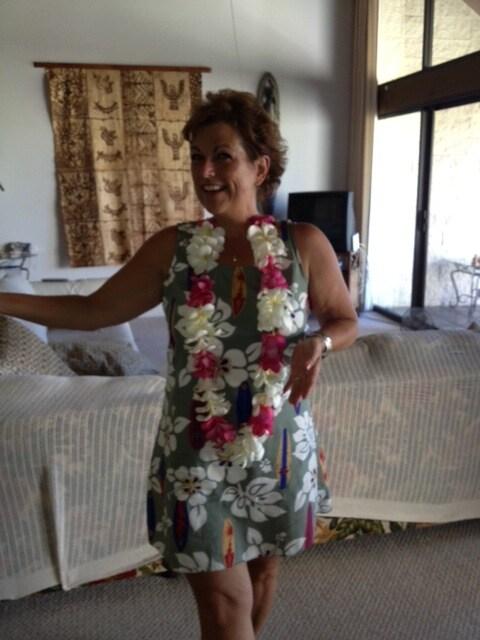 Joy from Kailua-Kona