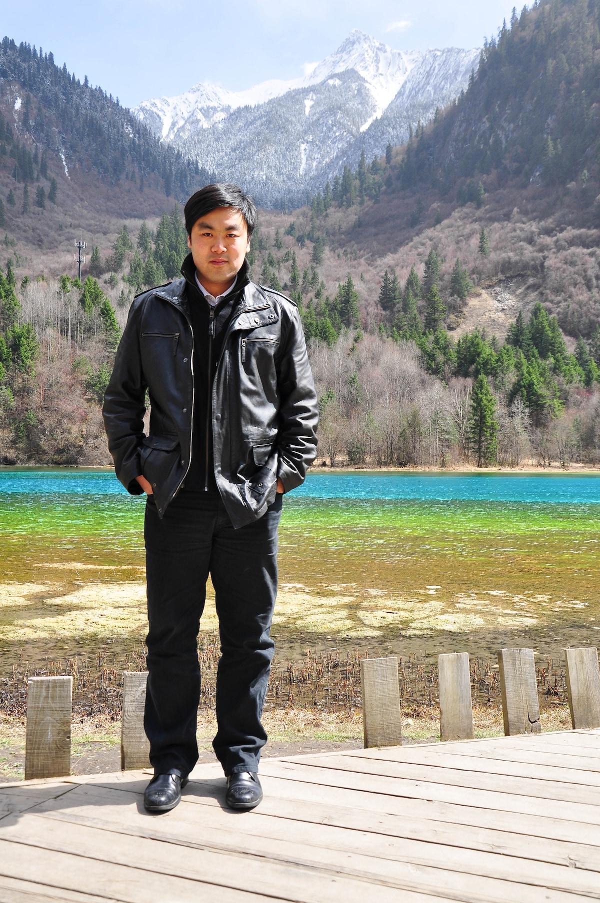 Bruce from Beijing