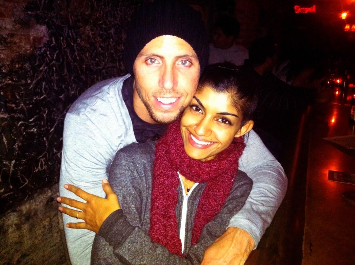 Jesse & Abha from Los Angeles