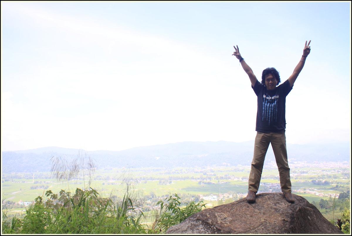 Julianto from Pekanbaru