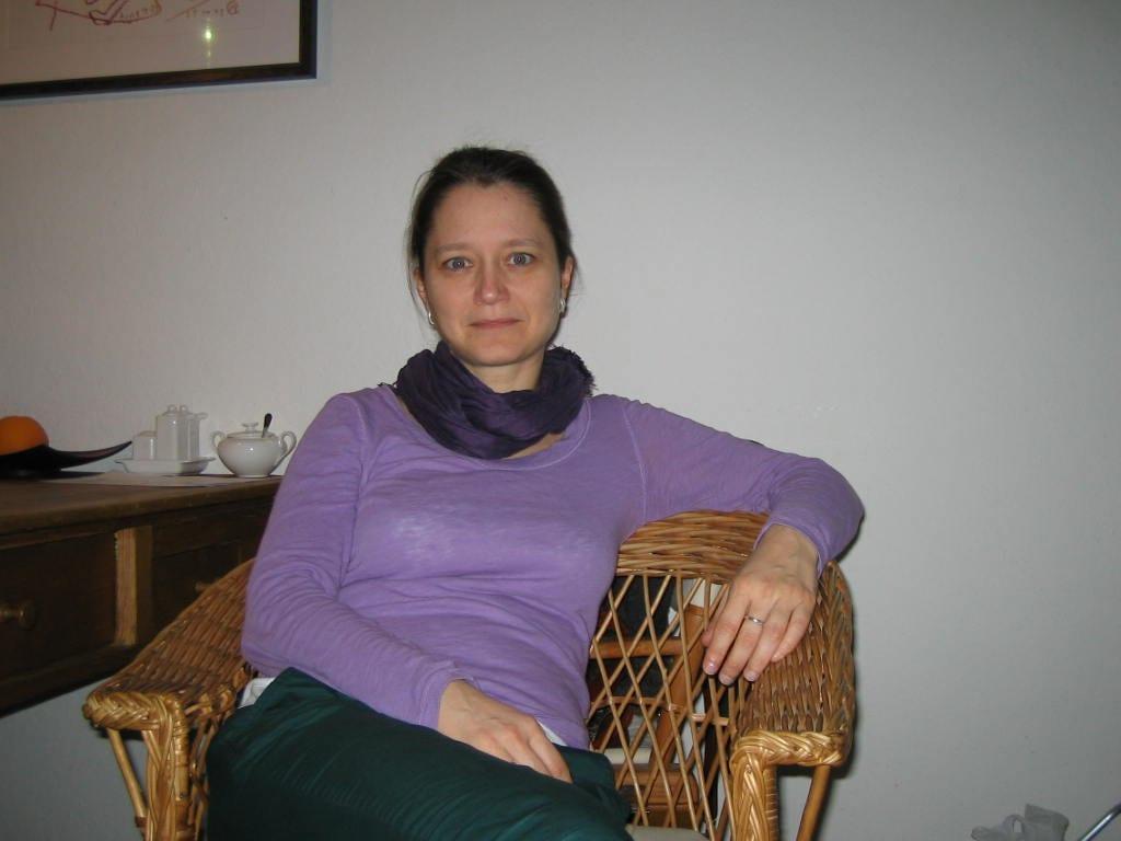 Sandra From Mannheim, Germany