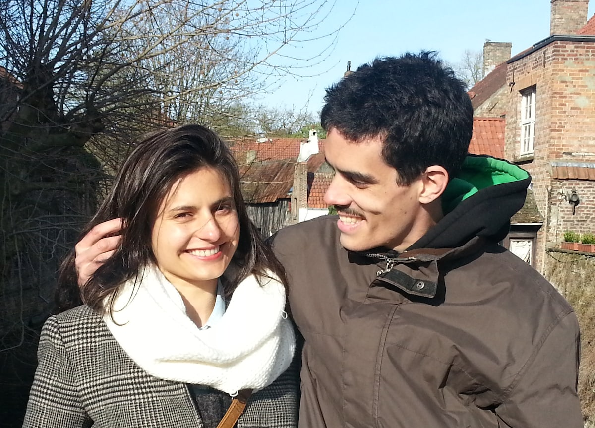 Teresa & Pedro from Porto
