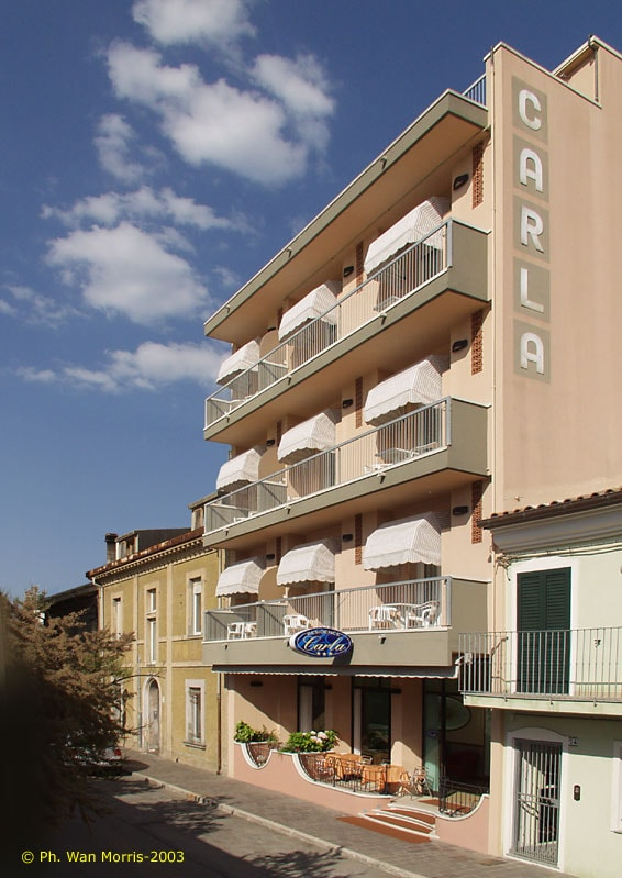 Residence from Cattolica