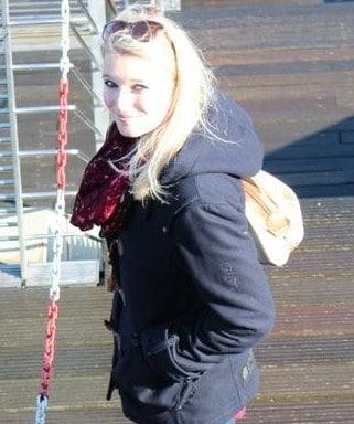 Lara From Hamburg, Germany