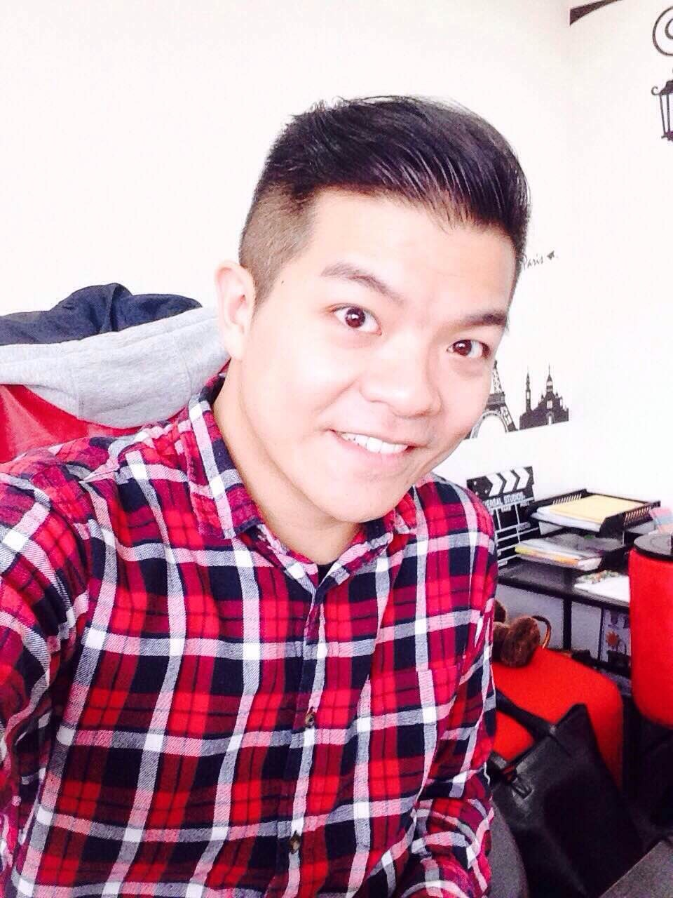 Anthony from Xinyi District