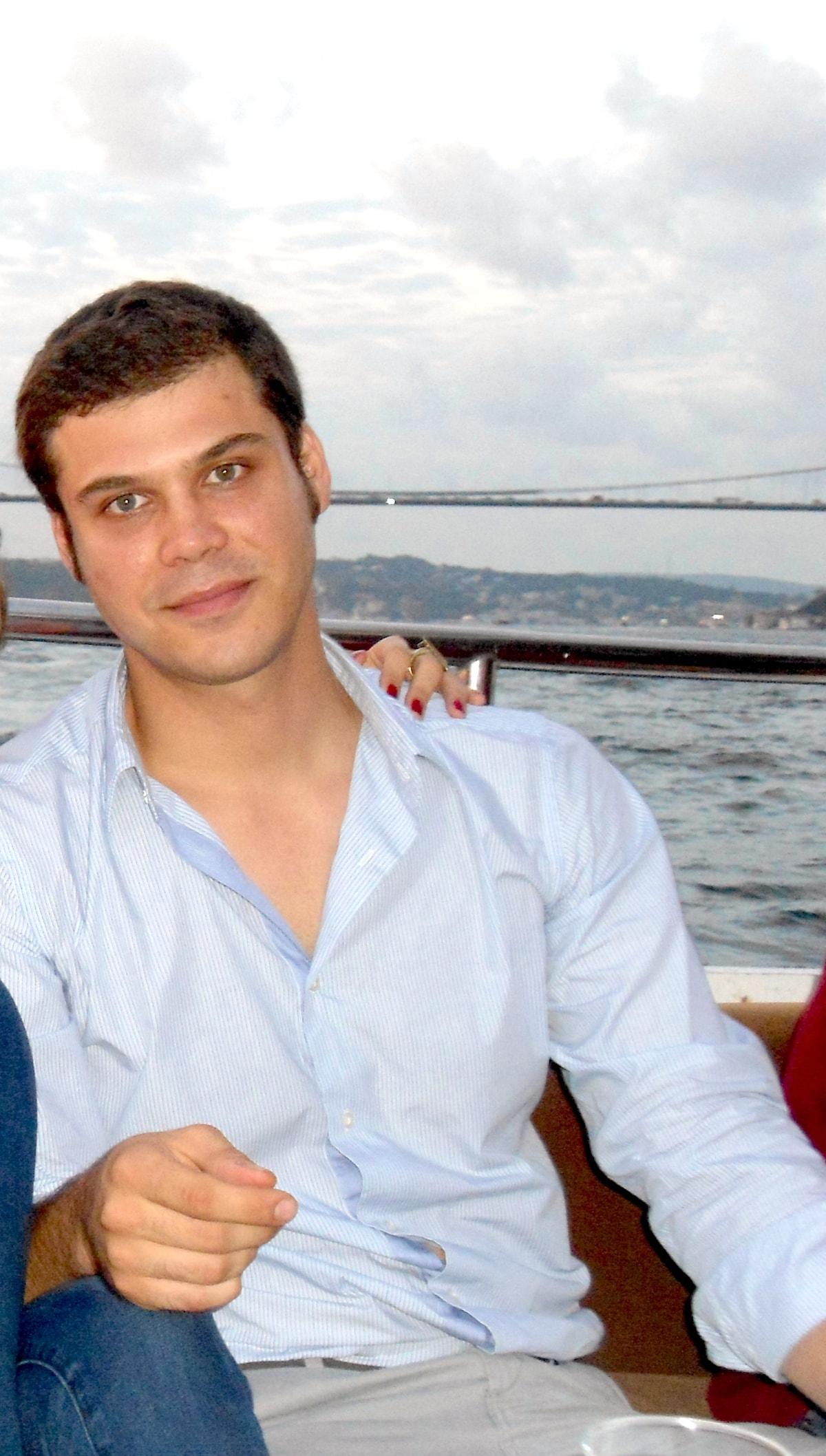 Kivanc From Istanbul, Turkey
