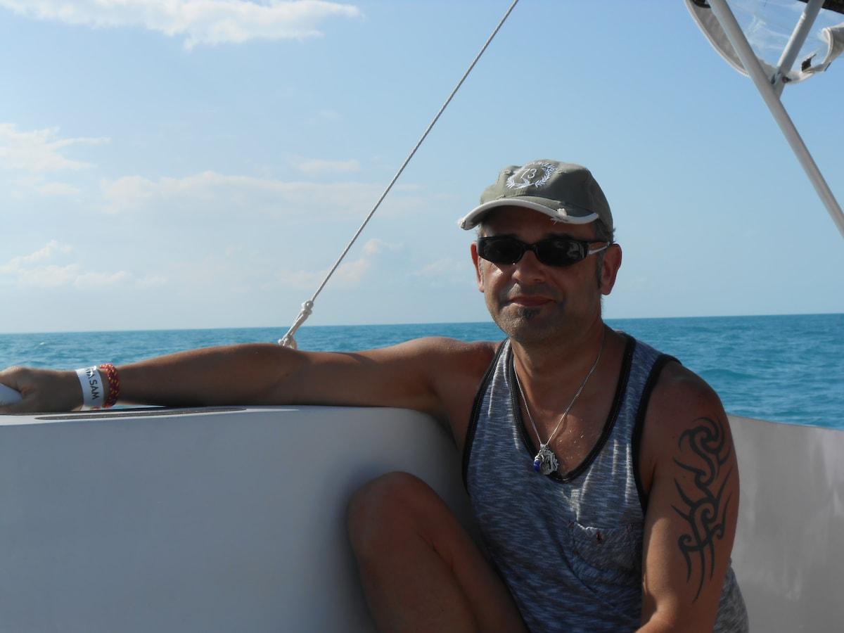 Didier from Ubud