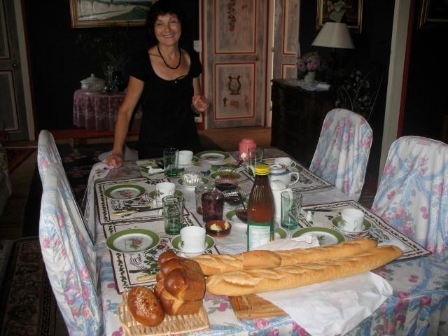 Lucienne From Montferrand-du-Périgord, France