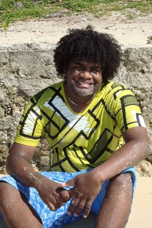 Eric from Port Vila