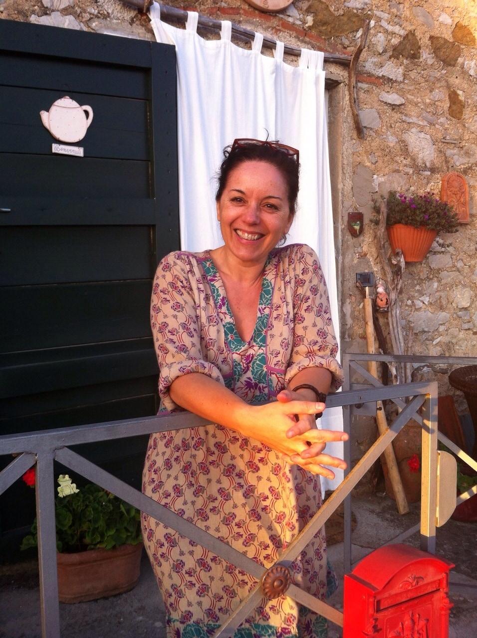 Michela From Viareggio, Italy