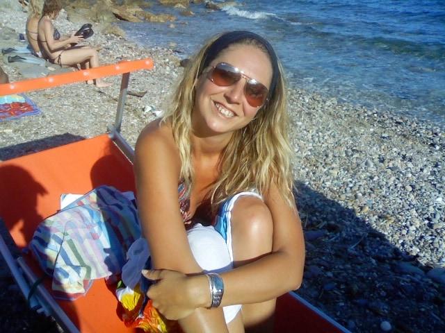 Valeria from Rome