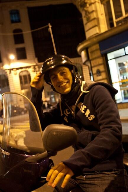 Luca from Crispiano