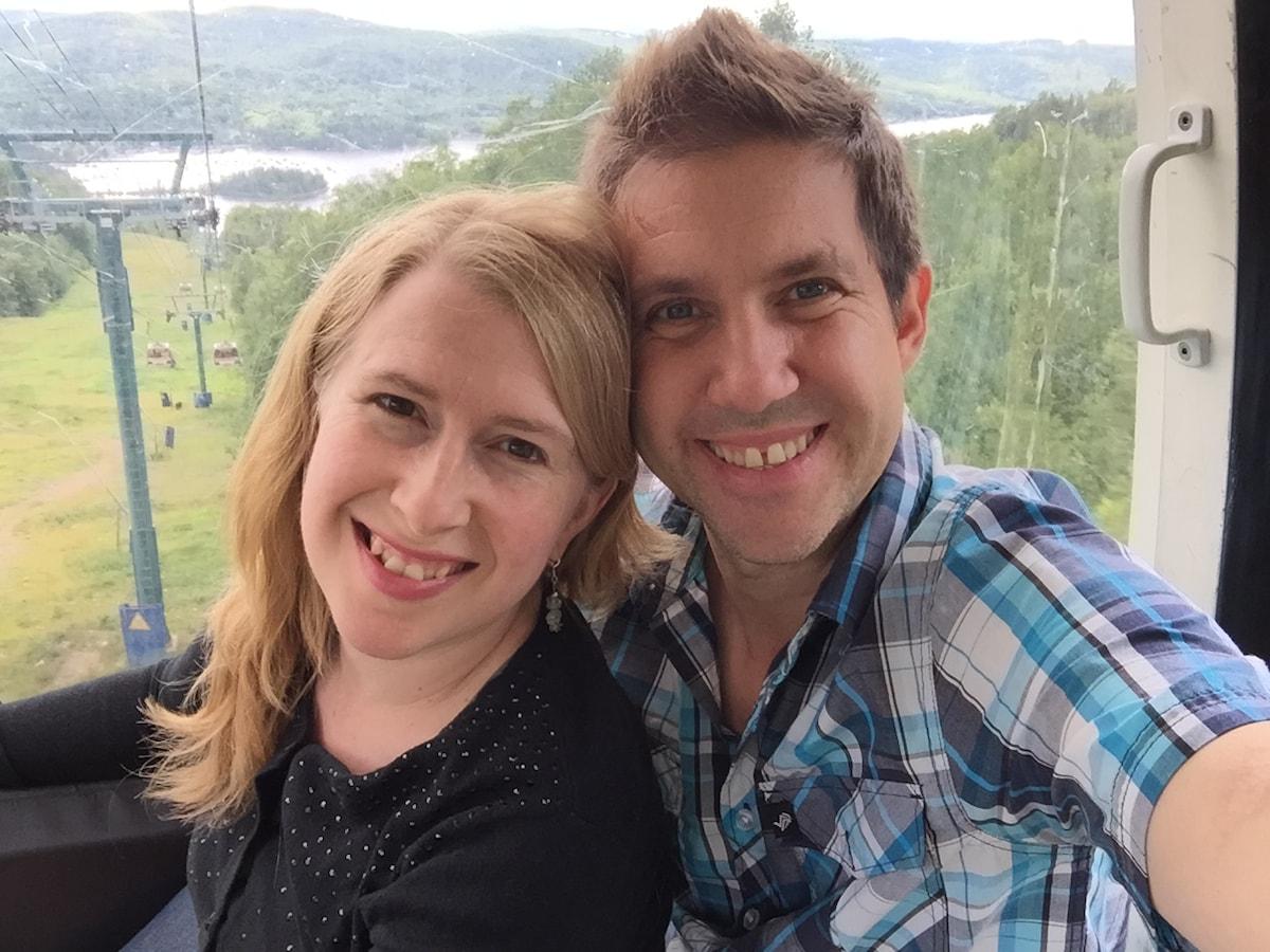 Chantal Et Jean-Michel from Stukely