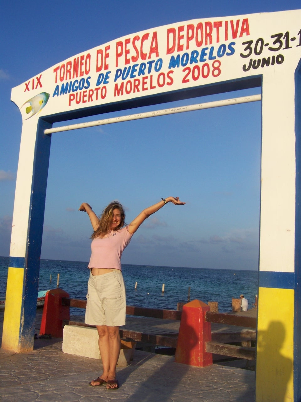 Christine from Puerto Morelos
