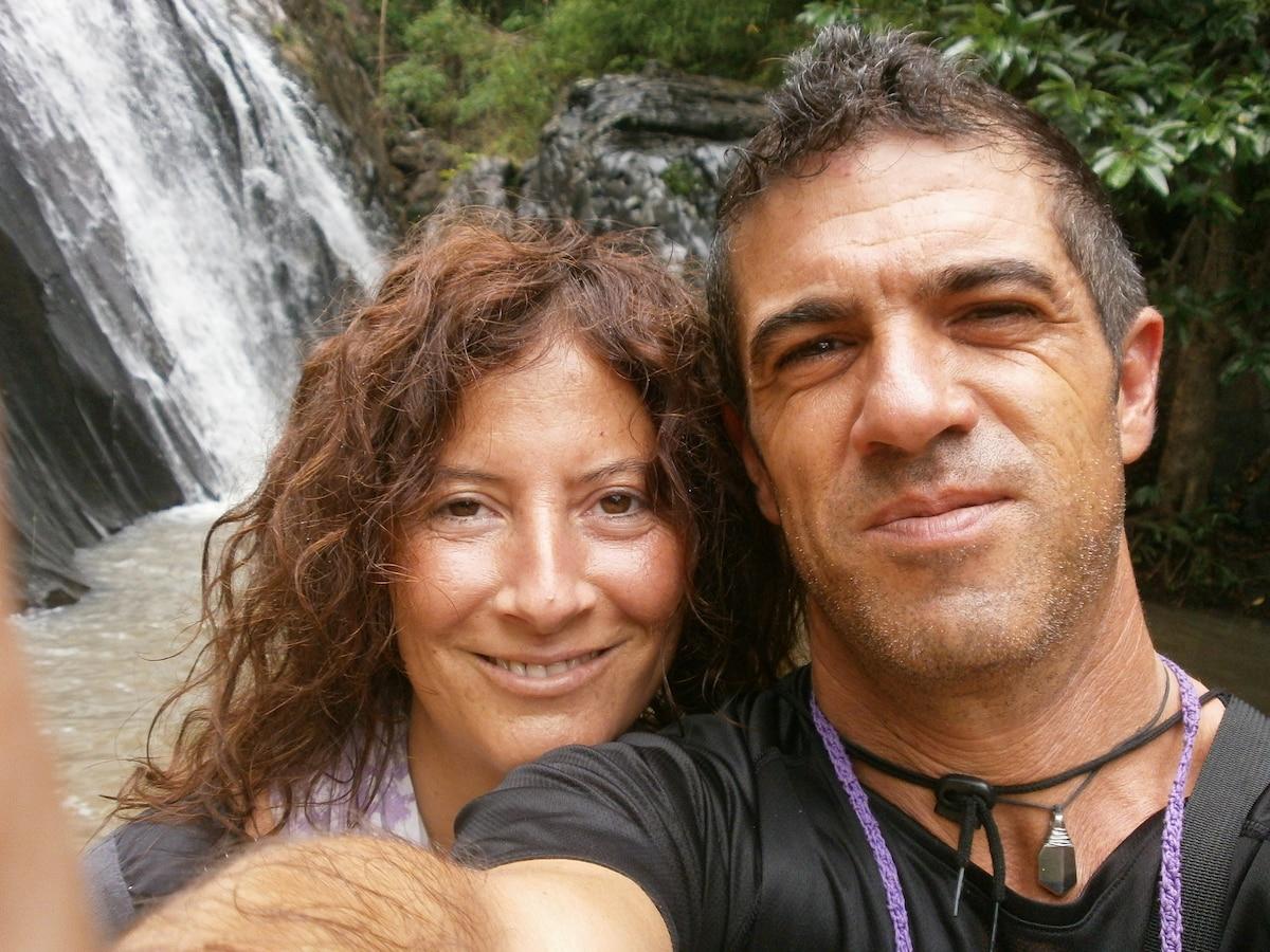 Aldo E Laura from Quartu Sant'Elena
