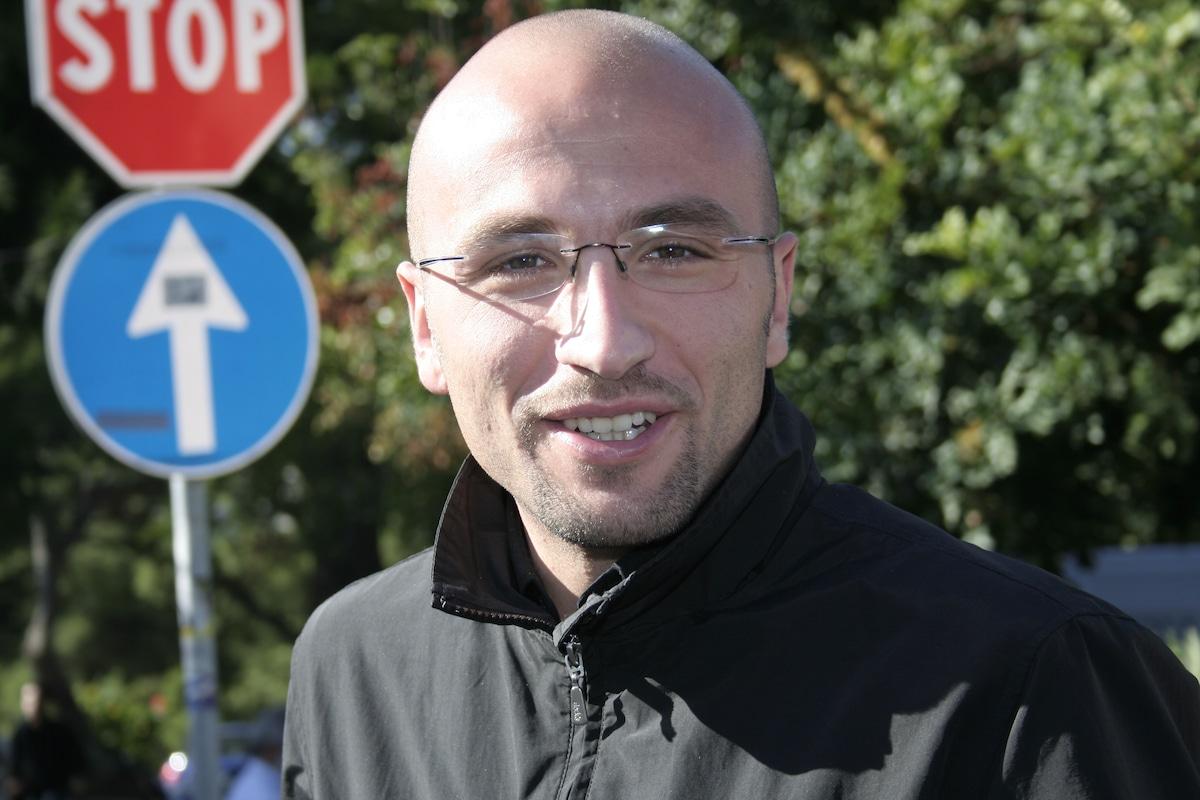 Gianpriamo From Baunei, Italy