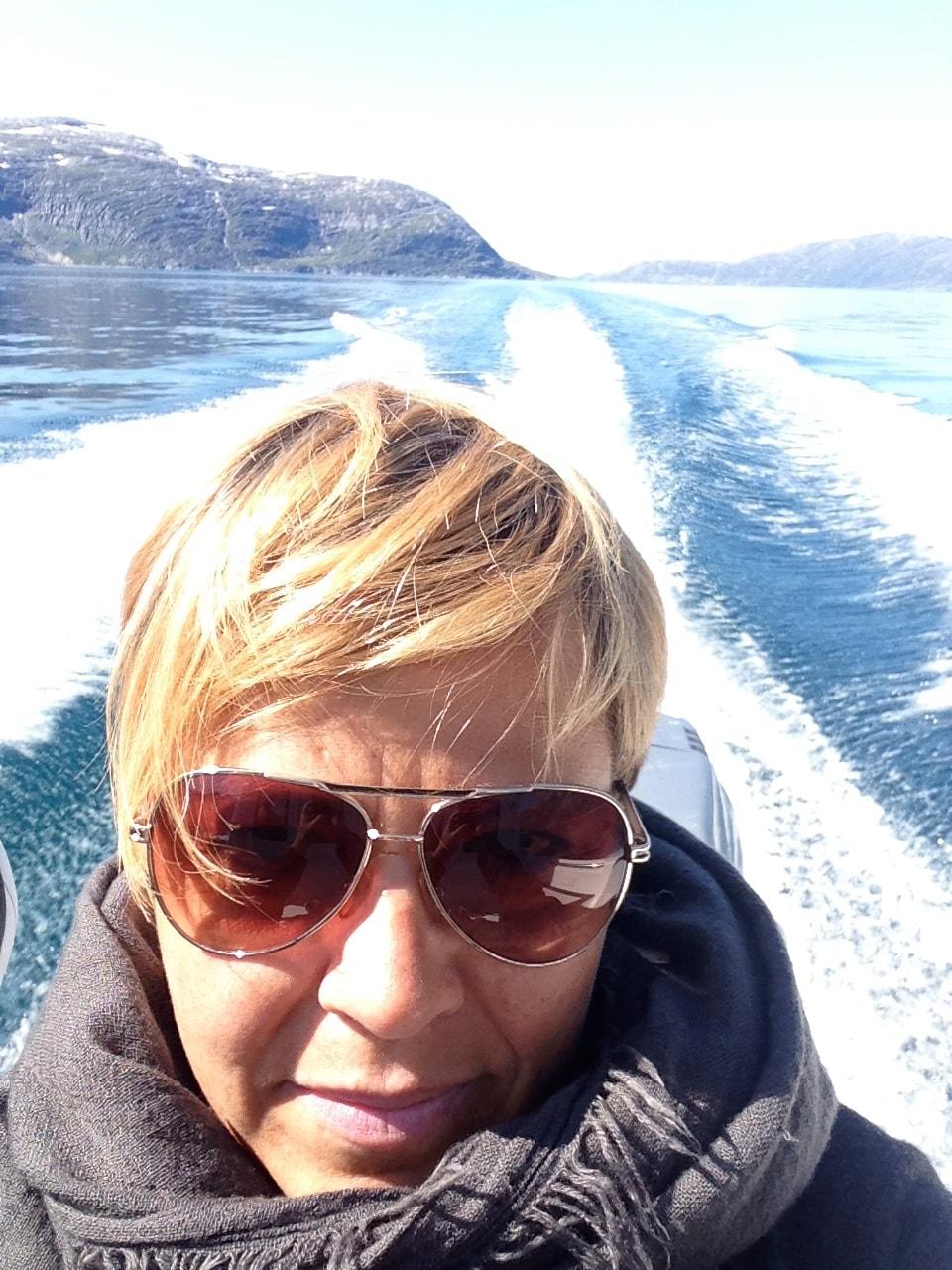 Annette from Fanø