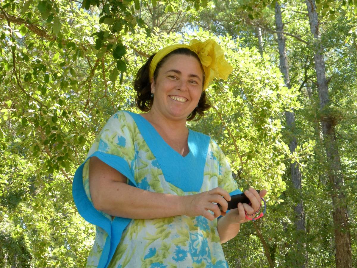 Anita from Menorca