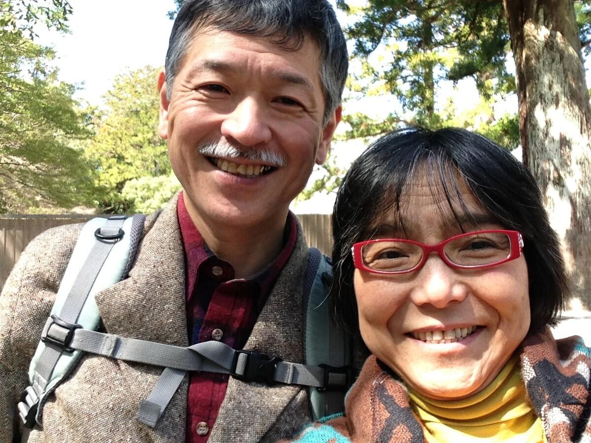 Naoko from Ogawa, Hiki District