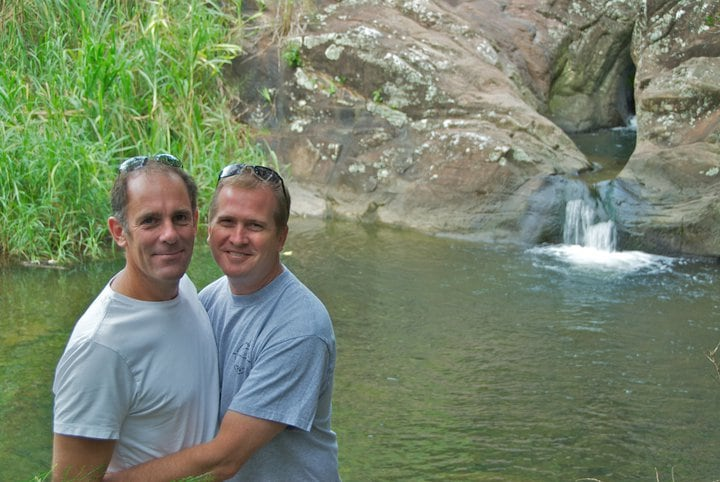 Gay couple of nearly 15 years