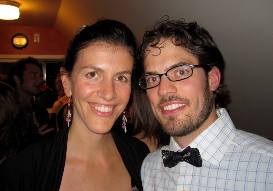 Garrett & Jennifer