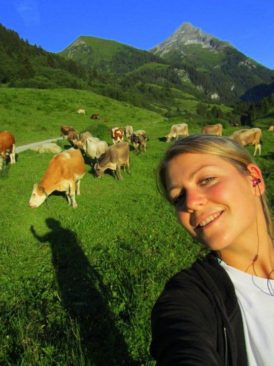 Eliska From Stummerberg, Austria