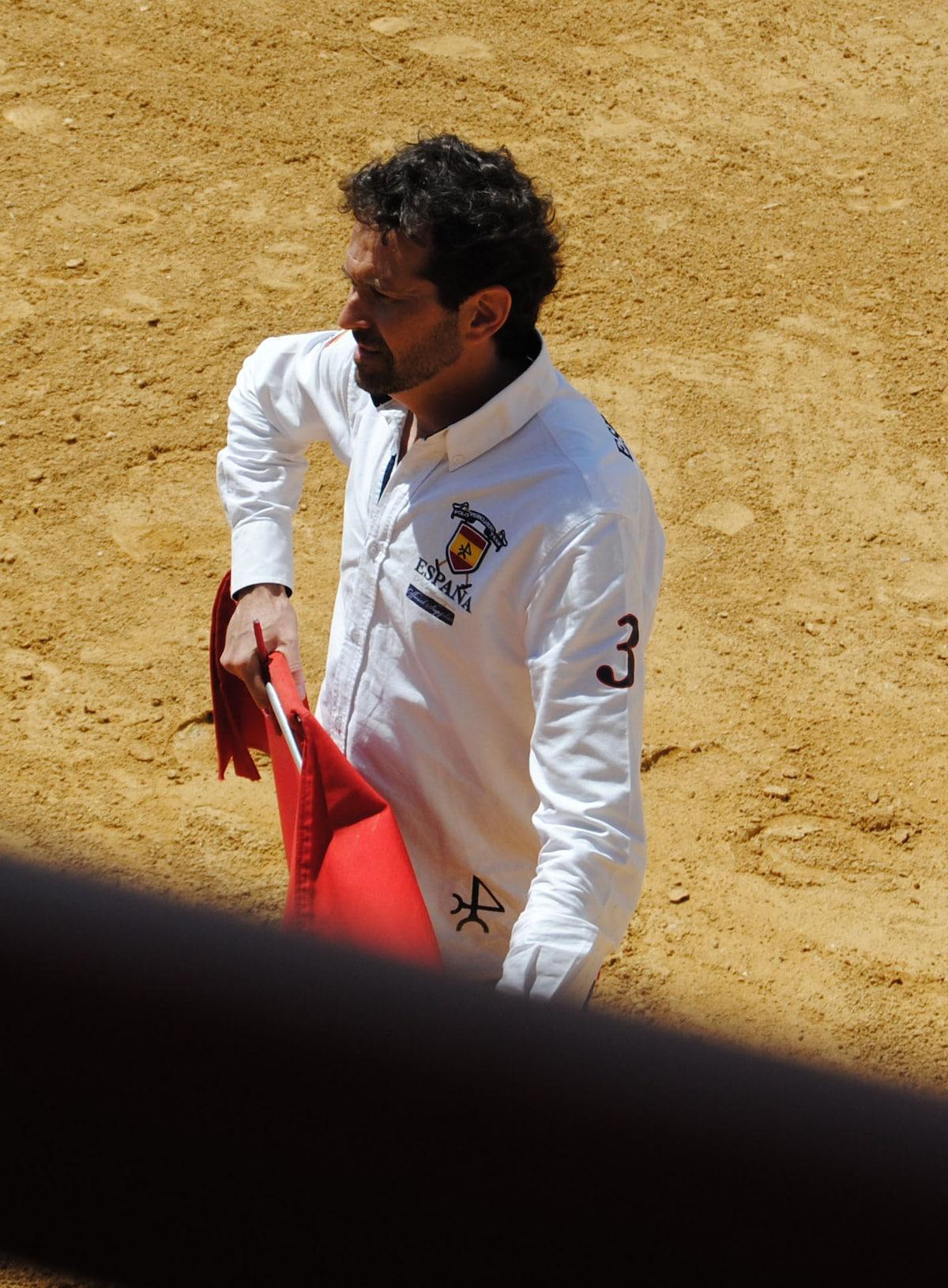 Pedro from Madrid