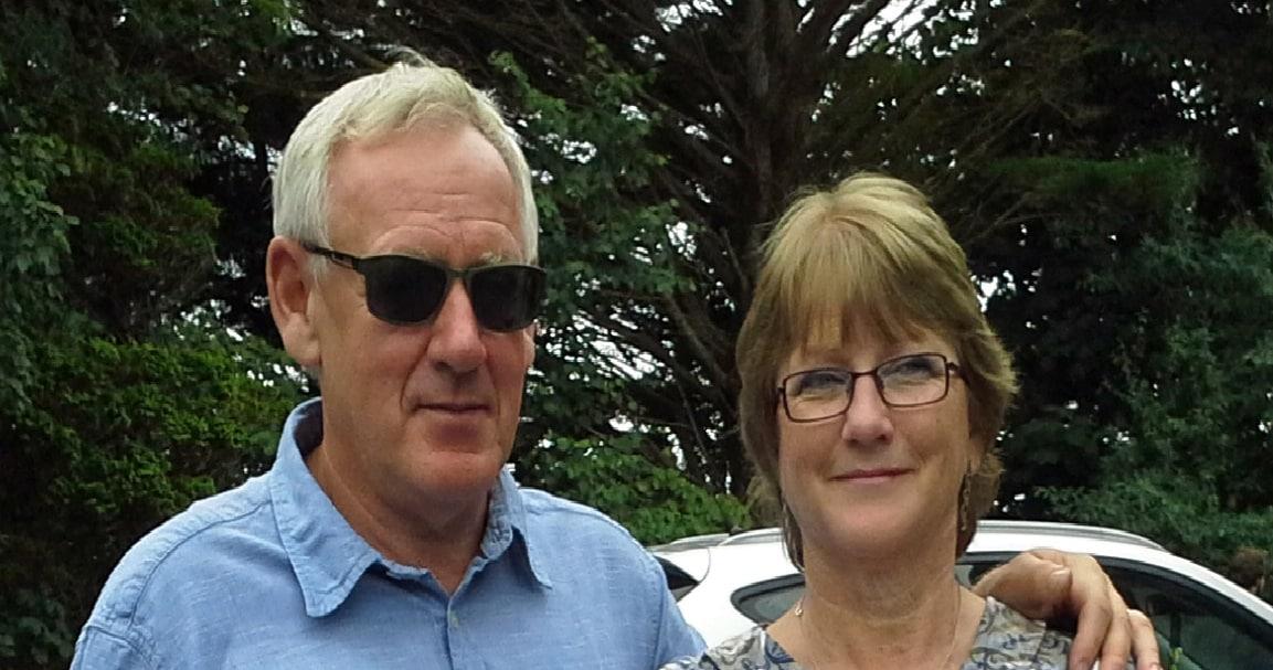 Dave & Ann from Ballinteer