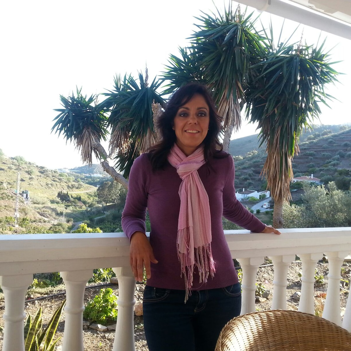 Esther from Torrox