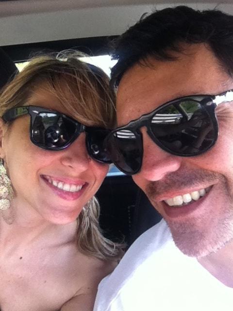 Io e mio marito amiamo viaggiare e da qui nasce l'