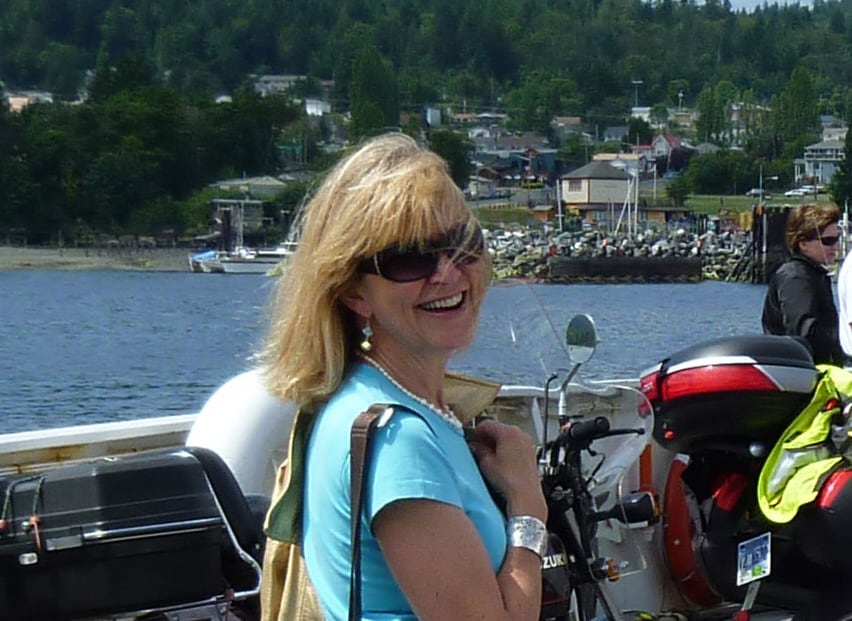 Karen from Salt Spring Island