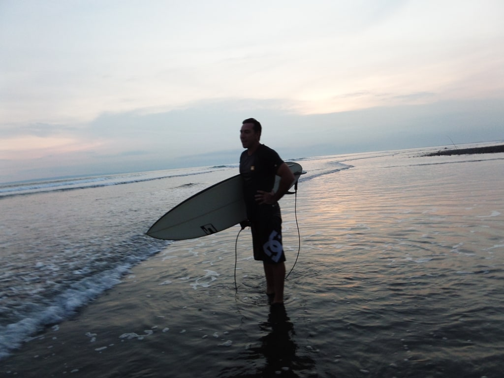 Olivier From Kuta, Indonesia