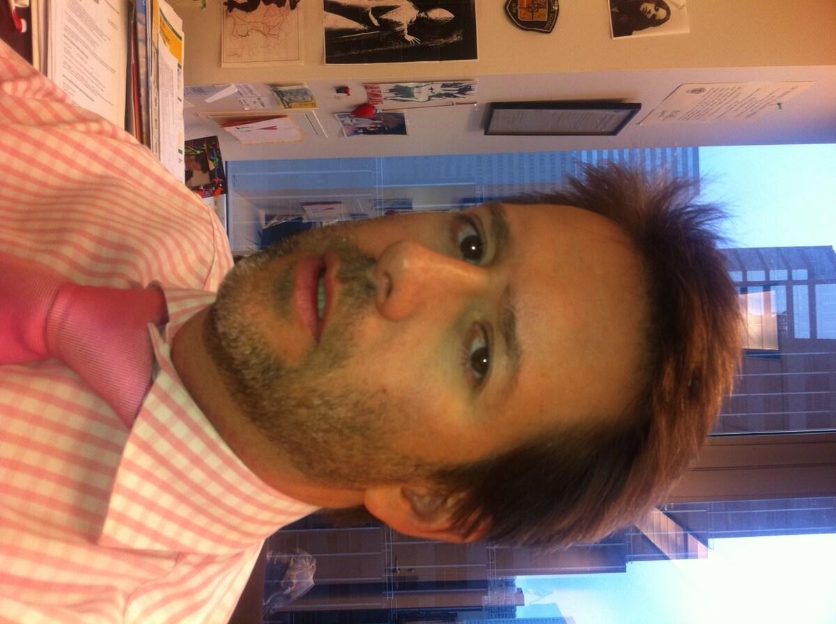 Mark Edward from Guarame, Arena Cernida