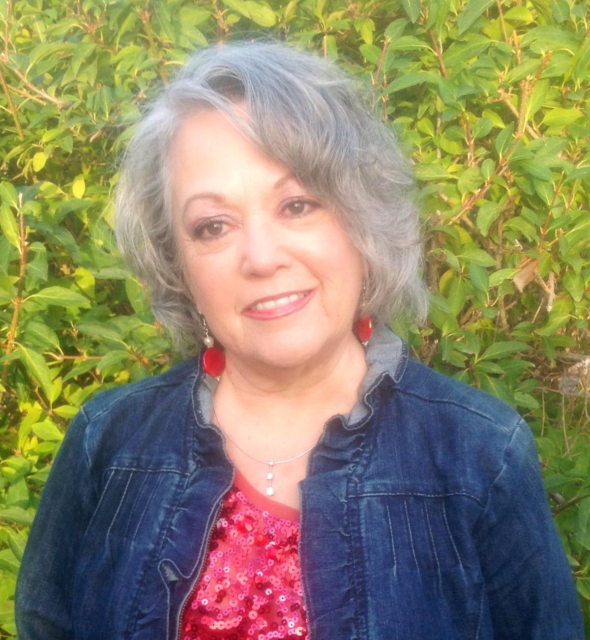 I am a retired school teacher, a widow, and a happ