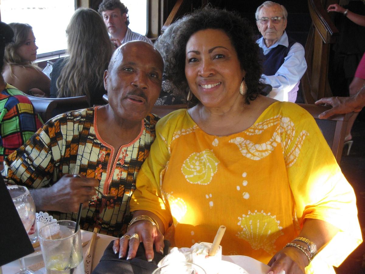 Owen & Marcia from Port Antonio