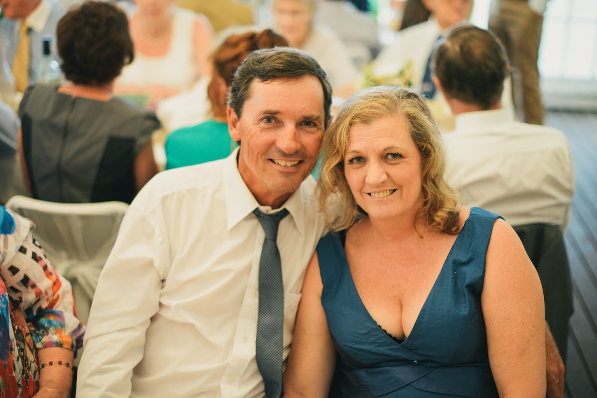 Fergus and Helen have lived in Noosa for 34 years