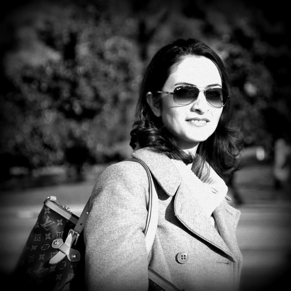 Ayla From Padua, Italy