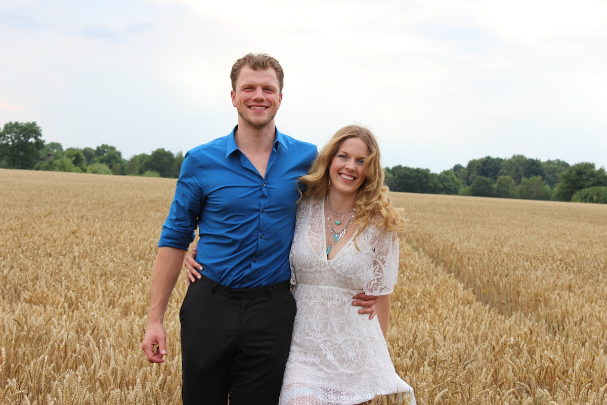Adrian & Vanessa from Hamburg
