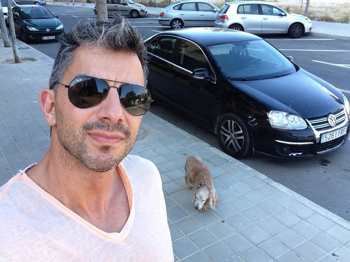 Carlos From Benidorm, Spain